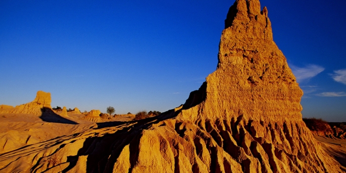 Mungo National Park au départ de Broken Hill: l'outback!